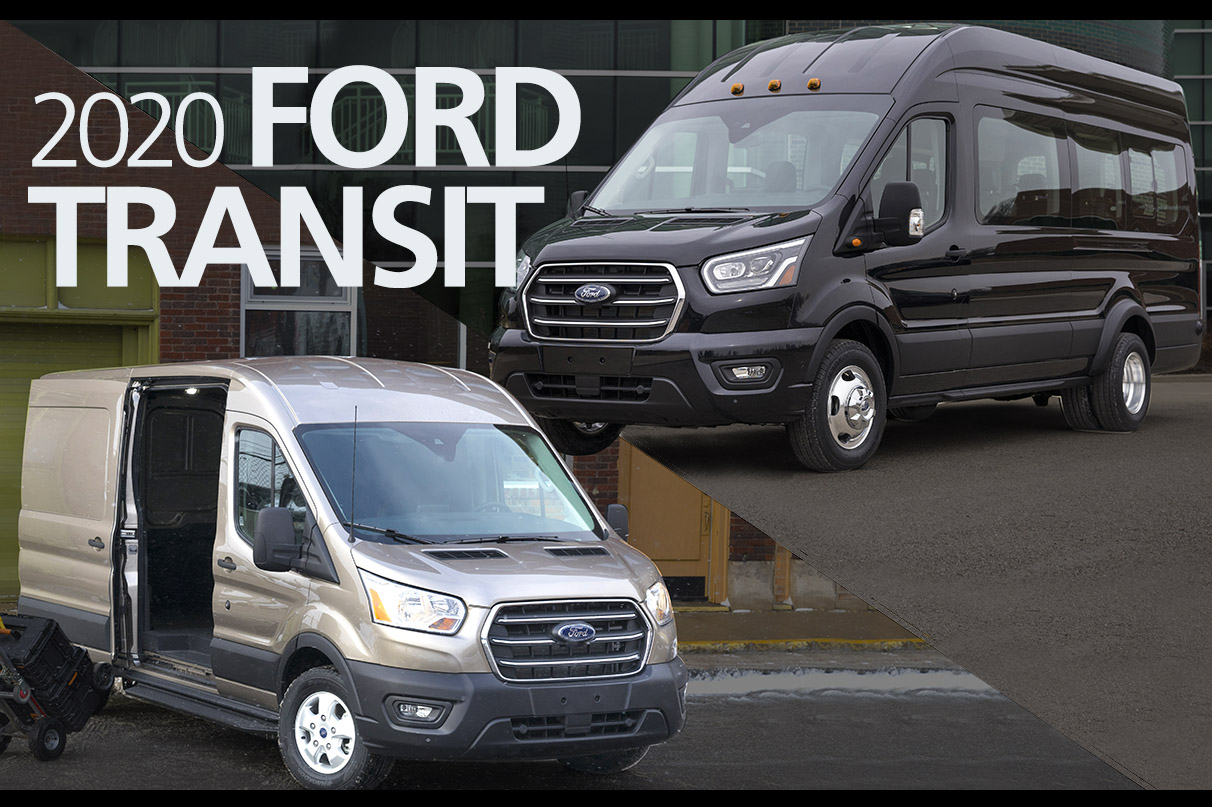 2020 Ford Transit Van Walkaround