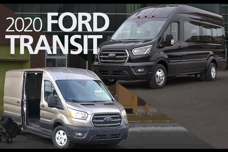 Ford Transit 250 >> 2020 Ford Transit Van Walkaround - Vehicle Research - Government Fleet