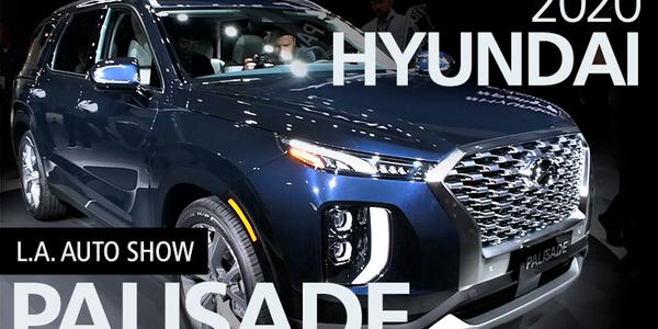 2020 Hyundai Palisade Walkaround