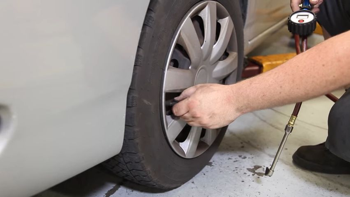 Follow these 11 tips for performing an inspection so you can operate and maintain a safer fleet vehicle.  - Screenshot via MCCS Yuma/YouTube.