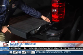 Tailgate Theft in Oklahoma