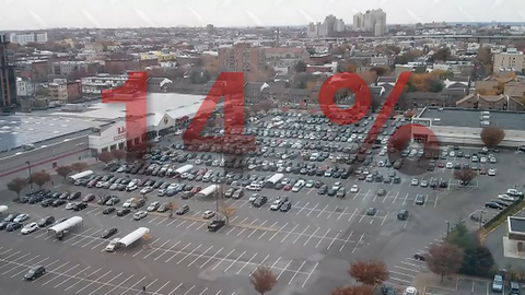 Follow these tips to increase safety when maneuvering in parking lots.