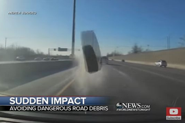 How to Avoid Road Debris Accidents