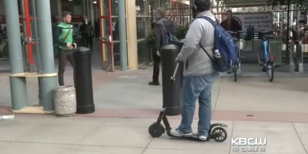 An army of electric scooters have appeared in cities such as San Francisco, Dallas, and Chicago....