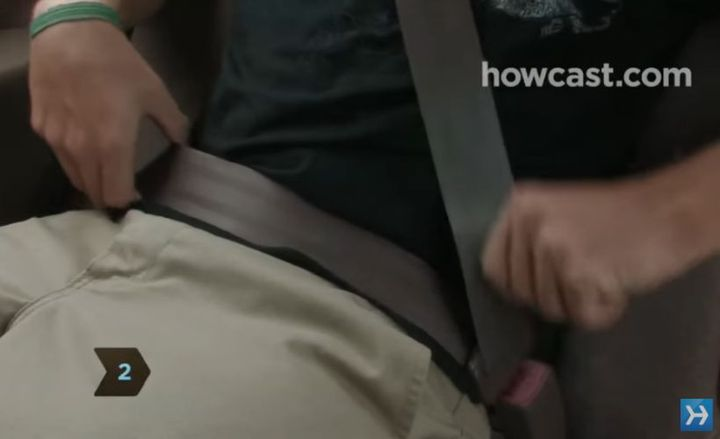 Fleet managers should enforce a mandatory seat-belt policy.