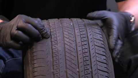 Follow these five tips to know when to replace the tires on your company's vehicle.