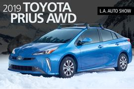 2019 Toyota Prius AWD Walkaround