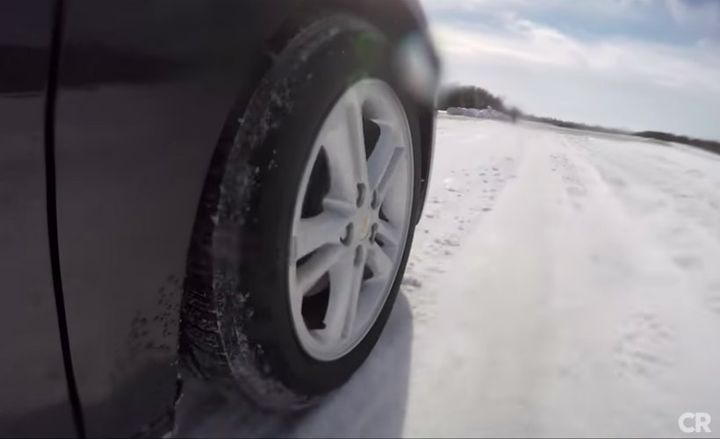 Follow these six tips to improve driving safety in winter conditions.