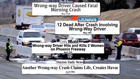 Wrong-Way Drivers