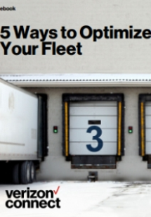5 Ways to Optimize Your Fleet