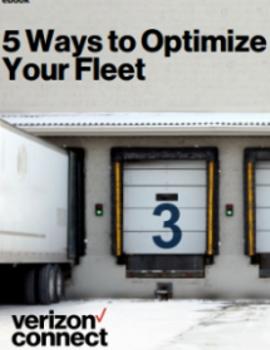 5 Ways to Optimize Your Fleet