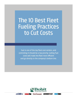 The 10 Best Fleet Fueling Practices to Cut Costs