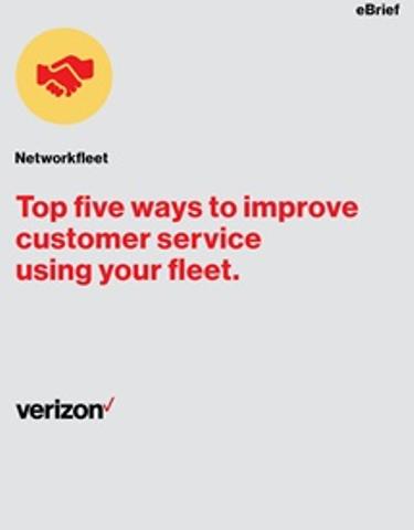 Top 5 Ways to Improve Customer Service Using Your Fleet