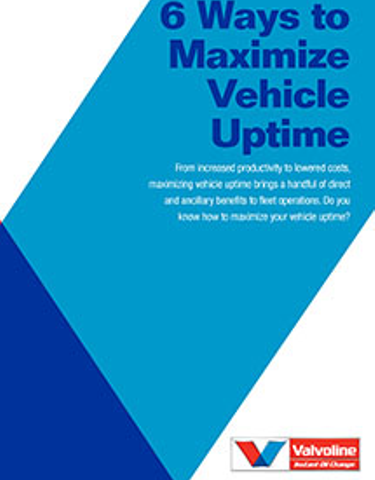 6 Ways to Maximize Vehicle Uptime