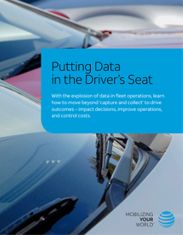 Putting Data in the Driver's Seat