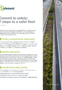 7 Steps to a Safer Fleet