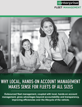 Why Local, Hands-On Account Management Makes Sense for Fleets of All Sizes