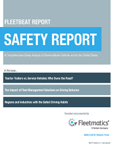 FleetBeat Safety Report, Volume 3