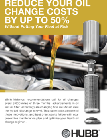 Reduce Your Oil Change Costs By Up To 50%