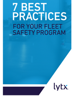 7 Best Practices For Your Fleet Safety Program