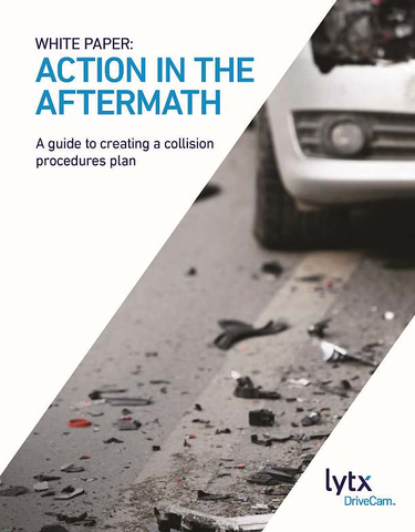 Action in the Collision Aftermath