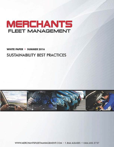 Sustainability Best Practices