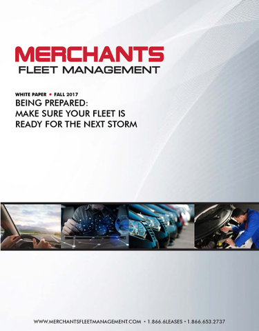 Make Sure Your Fleet Is Ready for the Next Storm
