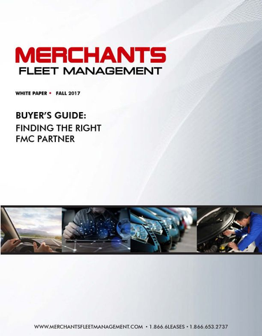 Buyer's Guide:  Finding the Right FMC Partner