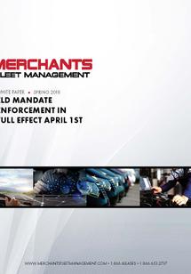 ELD Mandate Enforcement in Full Effect April 1st