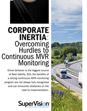 Corporate Inertia: Overcoming Hurdles to Continuous MVR Monitoring