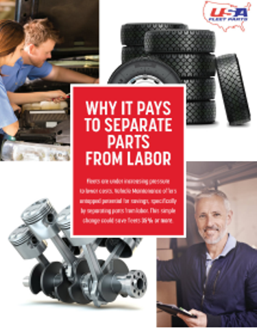 Why it Pays to Separate Parts From Labor
