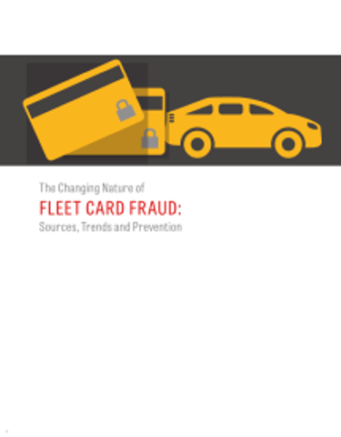 The Changing Nature of Fleet Card Fraud