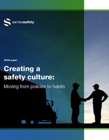 Creating a Safety Culture: Moving from Policies to Habits