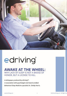 Awake at the Wheel: Why Lack of Sleep Is Not A Badge of Honor, But A License to Kill
