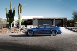 MY-2020 Audi A5: Sleek and Stylish for Top Performers