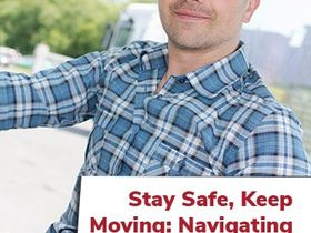 Stay Safe, Keep Moving: Navigating COVID-19