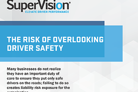 The Risk of Overlooking Driver Safety