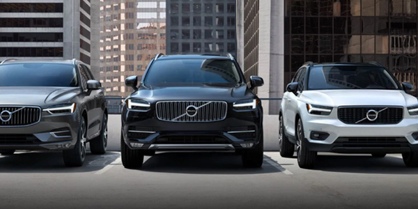Volvo SUVs: The Safe Fleet Option