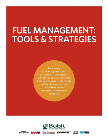 Fuel Management: Tools & Strategies