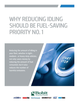 Why Reducing Idling Should Be Fuel-Saving Priority No. 1