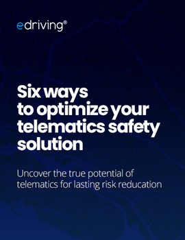 Six Ways to Optimize Your Telematics Safety Solution