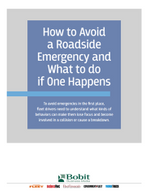 How to Avoid a Roadside Emergency and What to do if One Happens