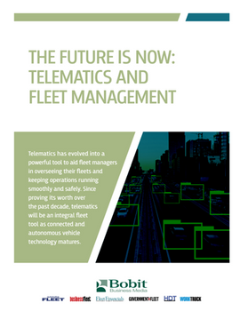 The Future is Now: Telematics and Fleet Management