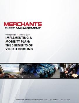 5 Benefits of Vehicle Pooling