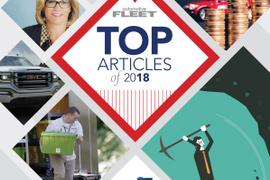Automotive Fleet - Top 10 Articles of 2018