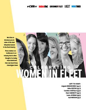 Celebrating Women in Fleet