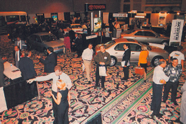2015 International Car Rental Show Welcomes the World