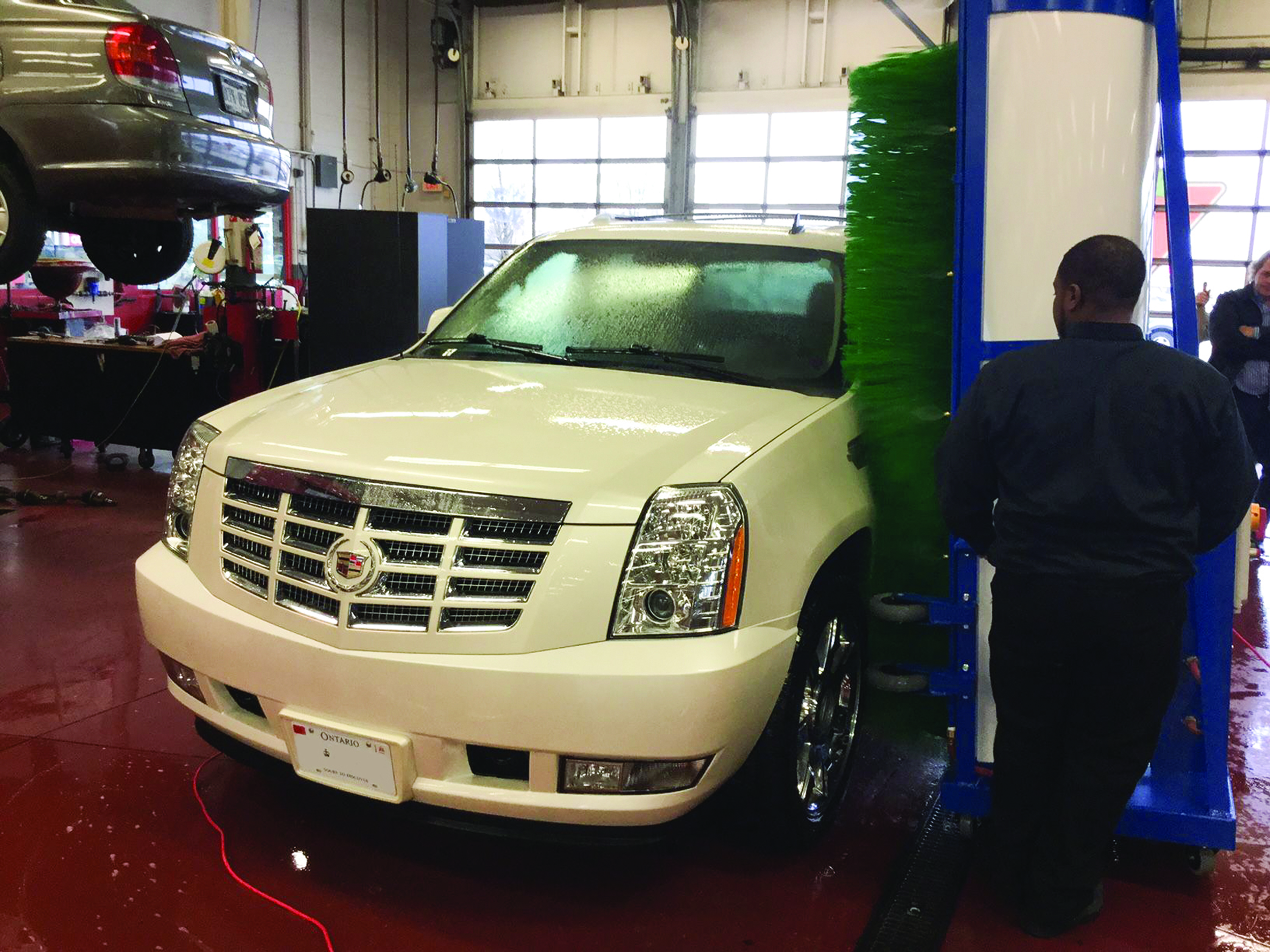 Creating an Eco-Friendly Car Wash