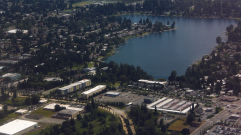 The city of SeaTac has a population of 26,909, according to the 2010 census, and its boundaries...