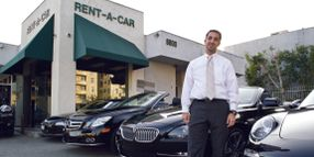 Niche and Famous - Exotic Car Rental Company Blossoms in L.A.